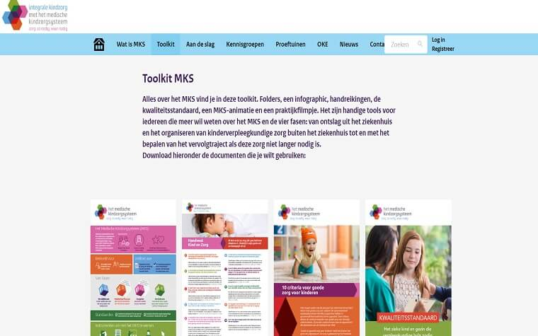 Teksten-toolkit-Medische-Kindzorgsysteem